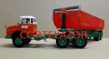 CAMIÓN TRUCK MERCEDES-BENZ LS 2624 (1971-1983) IXO 1/43 NUEVO NEW MINT IN BOX