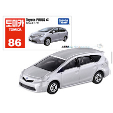 Takara Tomy Tomica #86 Toyota Prius Alpha α Diecast Car Vehicle Toy