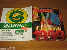 DdC 1989/3=MARIA TERESA DI CALCUTTA=LINO BANFI HEATHER PARISI=LADY DIANA=