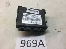 11 12 13 14 15 CHEVROLET VOLT KEY LESS KEYLESS ENTRY MODULE OEM KZ 969A