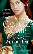 LIKE NEW - An Affair Without End by Candace Camp Mass Market Paperback Book