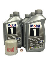 Mobil 1 5W-30 Full Synthetic Oil Change Kit 15208-65F0E