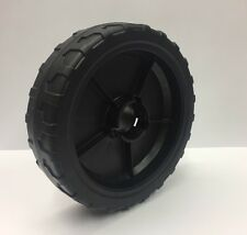 GENUINE STIGA COLLECTOR 53S PETROL LAWNMOWER FRONT WHEEL 322686091