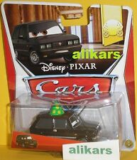 B- ALEXANDER HUGO With Party Hat Partyhut #5/8 Lemons Disney Cars die - cast car