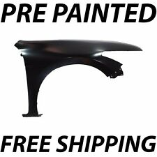 NEW Painted To Match- Passengers Front Right Fender 2008-2012 Honda Accord Coupe