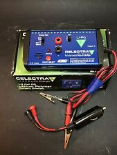 Eflite Celectra 1-3 Cell Dc Lithium Polymer Battery Charger RC EUC!
