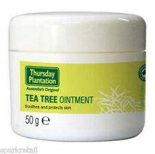 Thursday Plantation Australian Tea Tree OINTMENT 50g Soothes & Protects