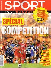 2013 2014 Belgium Sport Foot Magazine - Belgian Football Season Preview