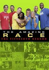 The Amazing Race Season 15 DVDs-Good Condition