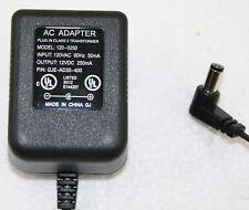 Class 2 AC Adapter Transformer Input 120VAC 50mA Output 12vDC 250mA GJE-AD35-400