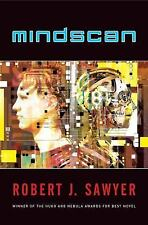 Mindscan by Robert J. Sawyer (2011, Paperback)