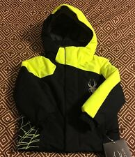 *NEW* Spyder 2T Boys Winter Jacket 10K XTL Jacket MSRP $120