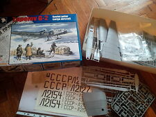 1/72 Tupolev G-2 (Polar version TB-3)- NEW MARS models!
