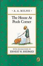 Winnie-The-Pooh #2: The House at Pooh Corner by A. A. Milne (1992, Paperback)