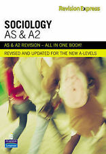 Revision Express AS and A2 Sociology (A  Level Revise Guides) Steve Harris Very