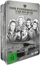 Vier Panzersoldaten und ein Hund (Steelbox), 8 DVD (2012)