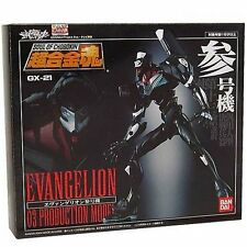 BANDAI SOUL OF CHOGOKIN GX-21 EVANGELION 03 PRODUCTION MODEL NUOVO NEW
