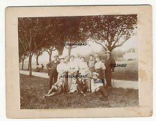 Hetzendorf bei Wien ? um 1907 Weg zum Felddkeller alte Fotokarte TOP