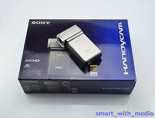 SONY HANDYCAM HDR-TG3E CAMCORDER BOXED HD MEMORY STICK HIGH DEFINITION & CARD