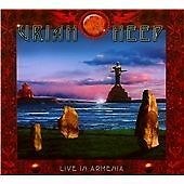 Uriah Heep - Live In Armenia (2CD - DVD missing and no  back insert