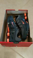 Nike Shox Turbo 3.2 SL Running Mens Sneakers Shoes Orange/Grey/Black NWT sz 11.5