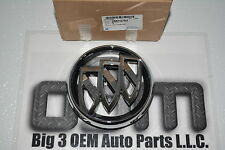 2012-2015 Buick Verano Front Grille Chrome Tri-shield Emblem new OEM 20913792