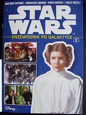 Polish Magazine STAR WARS No 6 - PRINCESS LEIA / CARRIE FISHER on cover