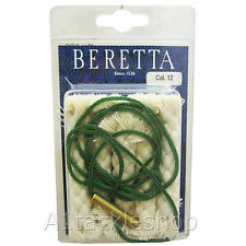 Beretta 12 Bore 12g Shotgun Shooting Cleaning Pull Through Rope Clay Field Guns
