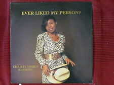 LP Christy Essien Igbokwe Ever Liked My Person?   green Vinyl