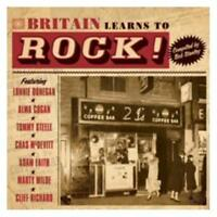 Britain Learns To Rock CD NEW SEALED Lonnie Donegan/Marty Wilde/Chas McDevitt+