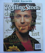ROLLING STONE MAGAZINE - Issue 656 May 13th 1993 - Perry Farrell / Dana Carvey