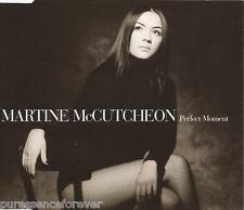 MARTINE McCUTCHEON - Perfect Moment (UK 3 Tk CD Single)