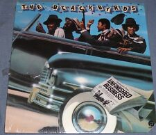 The Blackbyrds UNFINISHED BUSINESS Fantasy F9581 Stereo LP 76 Donald Byrd NM/VG+