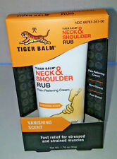 Tiger Balm Neck & Shoulder Rub 1.76 oz (50g)