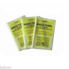 Magic Towel (Yellow) ala Chamois (Choose set quantity)