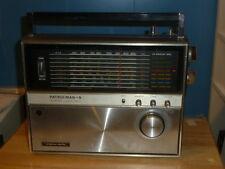 Vintage Realistic Patrolman-9 Multi-Band 12-759 AC/Battery Portable Radio AM/FM