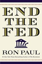 End the Fed by Ron Paul - New Hardcover      PS3