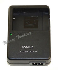 New SBC-1310 Camera Battery Charger For Samsung NX10 NX100 NX5 NX11 NX20 NX55