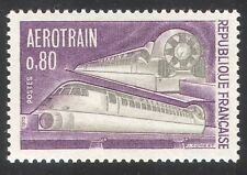 France 1970 Train/Transport/Railway/Monorail/Rail 1v  n24505