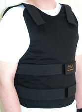 Side Protection Concealable Bulletproof Vest Armor Protection Level 3A size XL