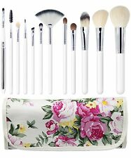 EmaxDesign 12 Piece Professional Makeup Brush Set Goat... Sephora Makeup Brushes