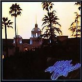 Eagles - Hotel California (CD Asylum West Germany) Early Pressing - No Barcode