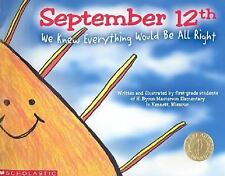 September 12th: We Knew Everything Would Be All Right Elementary Students, Mast