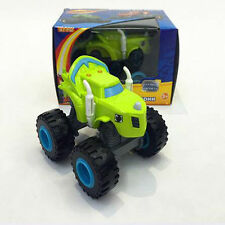 Blaze and the Monster Machines Diecast Toy Racer Cars Kids Gift New ZEG  A2