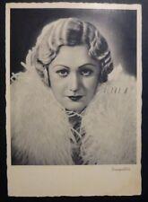 FOTO CARD - MISS TRANQUILLITA' - 1937