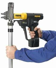 Cordless Rems Ax-Press with 16,20,25 Heads