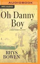 Molly Murphy Mysteries: Oh Danny Boy 5 by Rhys Bowen (2016, MP3 CD, Unabridged)