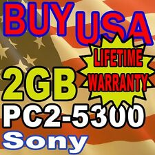 2GB Sony LT HD PC PC/TV TV VGC-LT15E MEMORY RAM