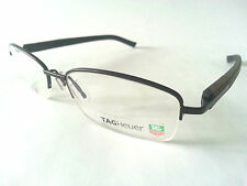 TAG HEUER GLASSES / FRAMES TH8210 003 - BLACK / BROWN - BNIB - UK TRUSTED SELLER