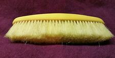 Antique Celluloid Hair Brush Ivory Color